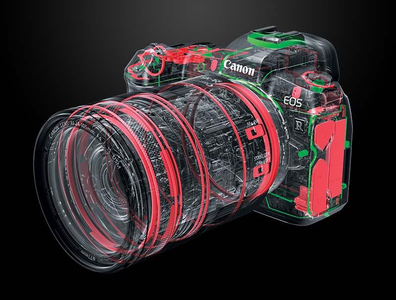 ساختار دوربین عکاسی