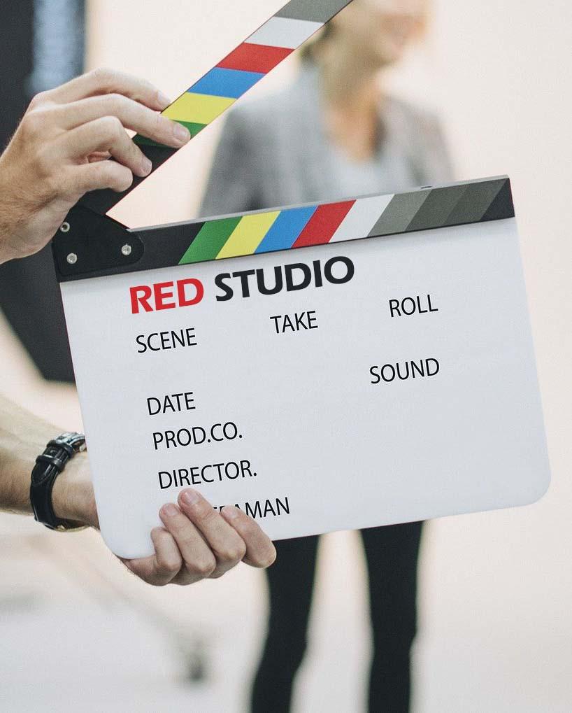 درباره ما استودیو قرمز