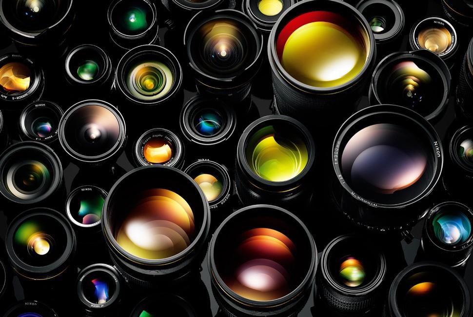 لنز در عکاسی